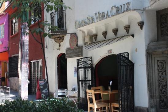 Cafe Finca. (Photo: Darren Popik)