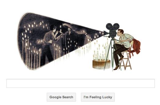 Google Doodle for April 24, 2013