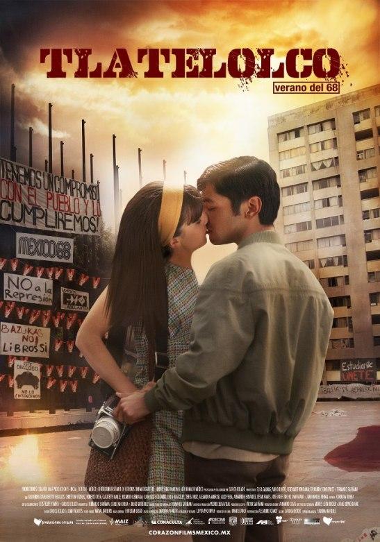 Poster for Tlatelolco: Verano del 68.