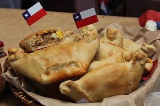 Chilean Empanadas (Photo: Darren Popik)