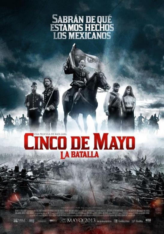 Cinco de Mayo: La Batalla.