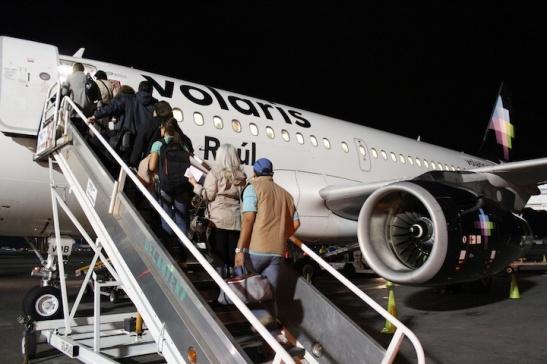 Volaris Raul jet (Photo: Darren Popik)