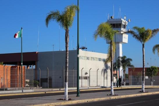 Aguascalientes Int'l Airport (AGU). Photo: Darren Popik